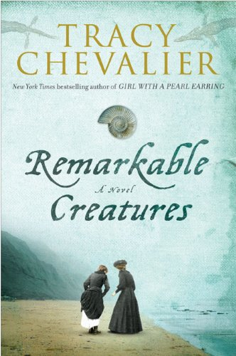 Book cover for Remarkable Creatures