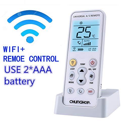 MaiTian Universal WiFi Klimaanlage Fernbedienung, WiFi Universal Klimaanlage Fernbedienung App Telefonsteuerung
