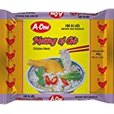 A-One A One Instant Rice Noodles Chicken 65G Pack Of 1X 195Kg Pack Of 30Per Pack