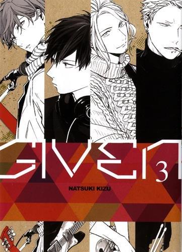 Given T03 par Natsuki Kizu