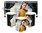 MasTazas Beauty and The Beast Emma Watson B Tasse Mug