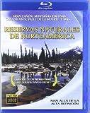 Reservas naturales: norte america [Blu-ray]