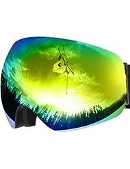 OMorc Lunette Masque de Ski Protection UV400