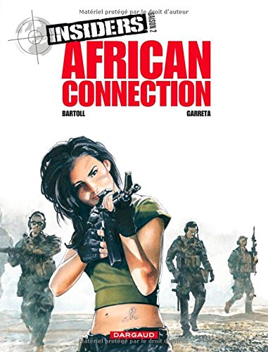 Insiders - Saison 2 - tome 2 - African Connection Saison 2 - (2/4)