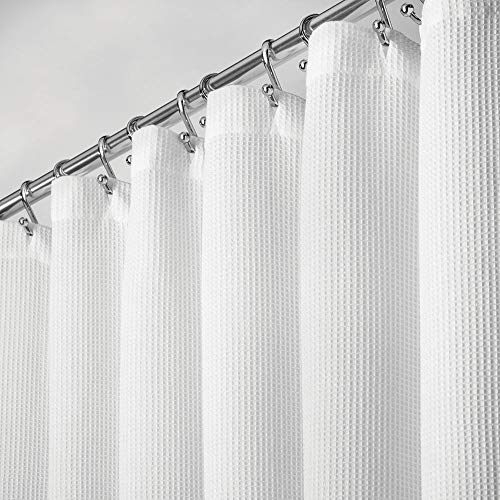 MDesign Cortinas baño 100% algodón – Cortinas