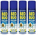 Best Bed Bug Sprays - 4 x Bed Bug Spray Killer Spray Bedbugs Review