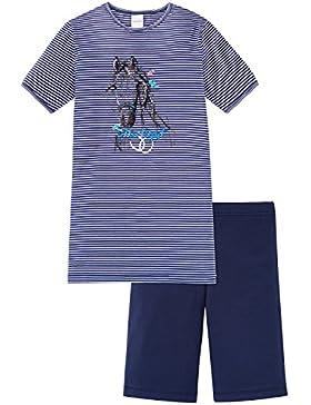 Schiesser Mädchen Zweiteiliger Schlafanzug Md Anzug Kurz