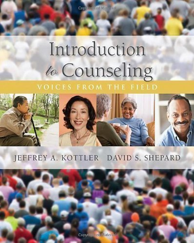 By Kottler, Jeffrey A., Shepard, David S. Introduction to Counseling: Voices from the Field (2010) Paperback