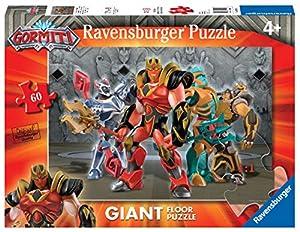 Ravensburger 03011 Gormiti A Puzzle, Giant, 60 Piezas