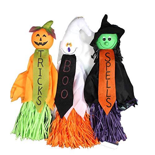 Halloween Deko Grusel Dekoration Set Halloween Dekoration Vogelscheuche -