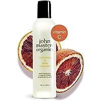 John Masters Organics - Gel Doccia con arancia rossa e vaniglia - 236 ml