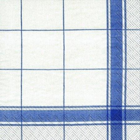 Ihr Home COUNTRY LIVING blueLunch-Servietten COUNTRY LICOUNTRY LIVING blueLunch-ServiettenCOUNTRY LI Serviette De Li