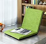 HJHY® Puf, Mini Individual Cojín plegable Dormitorio Sala de estar Tumbona Beanbag Sucio, resistente al desgaste ( Color : #2 )