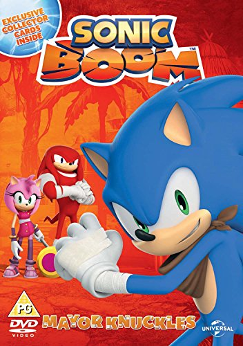 Image of Sonic Boom: Volume 3 - Mayor Knuckles [DVD]