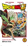 Dragon Ball Super nº 05 par Toriyama