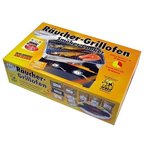 Räucher-Grillofen