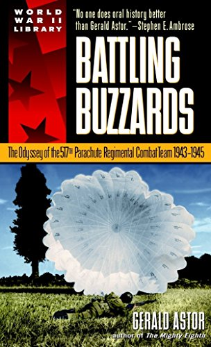 Battling Buzzards: The Odyssey of the 517th Parachute Regimental Combat Team, 1943-1945 (World War II library)