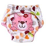 #8: BESTVECH Unisex Baby Training Pants Baby Underwear Reusable Cloth Diapers