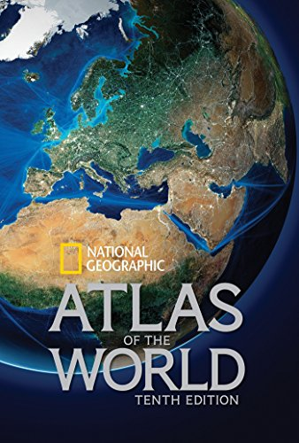 National Geographic Atlas of the World, Tenth Edition -