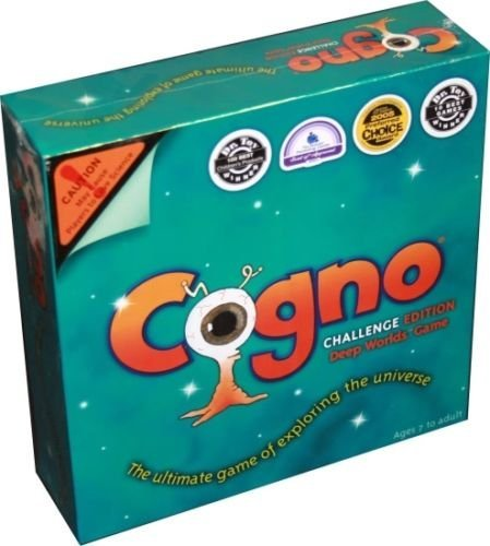 Deep Worlds Game by Cogno! For Ages 7+ - 2 to 6 players - 30-50 minutes playing time