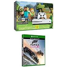 Xbox One - Pack Consola S 500 GB: Minecraft + Forza Horizon 3