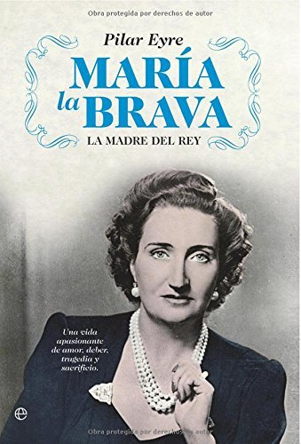María la brava de Pilar Eyre
