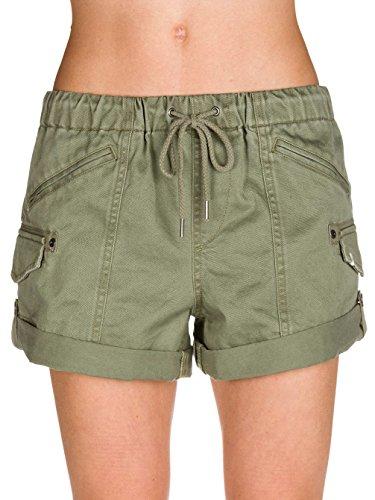 Volcom Stash Shorts Femme army green combo