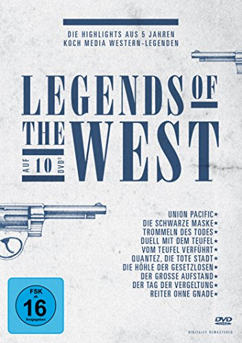 Bild von Legends of the West [10 DVDs]