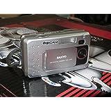Caméra numérique SANYO VPC-G250 0.4MP - Argent COLLECTIBLE