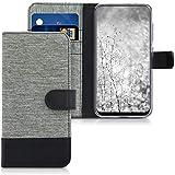 kwmobile ASUS Zenfone 5 / 5Z (ZE620KL/ZS620KL) Hülle - Kunstleder Wallet Case für ASUS Zenfone 5 / 5Z (ZE620KL/ZS620KL) mit Kartenfächern und Stand
