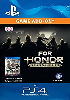 For Honor Season Pass [PS4 Download Code - UK Account] (B01N6UROUT) | Amazon price tracker / tracking, Amazon price history charts, Amazon price watches, Amazon price drop alerts