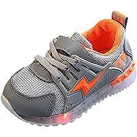 BBestseller Zapatos de Bebé viaje antideslizantes Niños Bebés Zapatillas Unisex Niños Relámpago LED Luminoso Zapatillas de deporte Zapatos de Bebé - mueblesdebanoprecios.eu - Comparador de precios