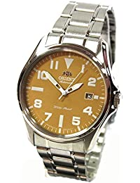 Orient FER2D006N0 Sporty Automatic Reloj de pulsera para hombre, estilo clásico, indicador de fecha, color ocre