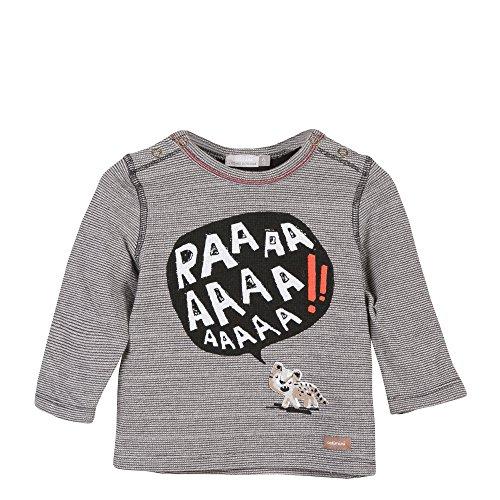 a4d5ae2b0dacb Catimini TS ML RAYE - T-Shirt Bébé Garçon - Gris (Gris Chiné)