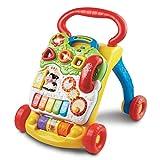 Vtech Baby 80-077074 – lek- och löparbil Special Edition, normal förpackning, röd/gul