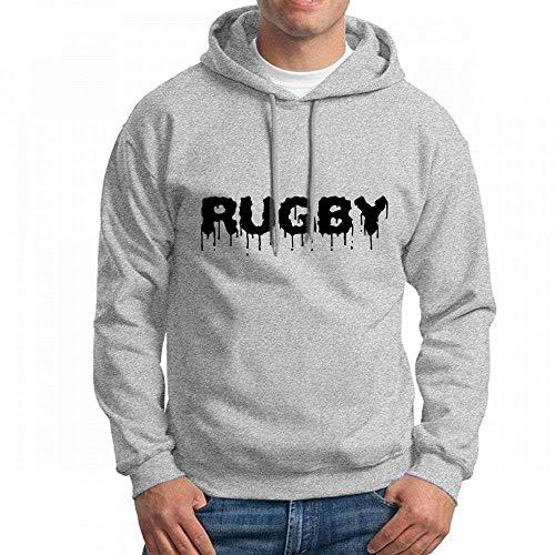 qingdaodeyangguo Customizable Personalized Rugby Hoodies Sweatshirt