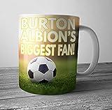 Burton Albion's Biggest Fan Football Mug - Birthday - Best Reviews Guide
