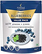 Rostaa Blueberry 1 kg (Pack of 2)