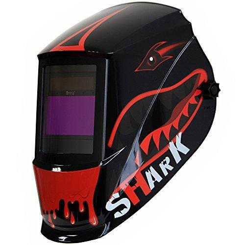 4bd9032e0ca52 Antra AH7-360-7315 Solar Power Auto Darkening Welding Helmet with AntFi X60-