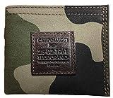 CAMPOMAGGI Geldbörse Canvas MILITARY Camouflage / F2535