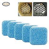 Phayee Waschmaschinentank Reinigungsmittel, Multifunktionale Brausetabletten Reiniger,Waschmaschinen Reiniger,...