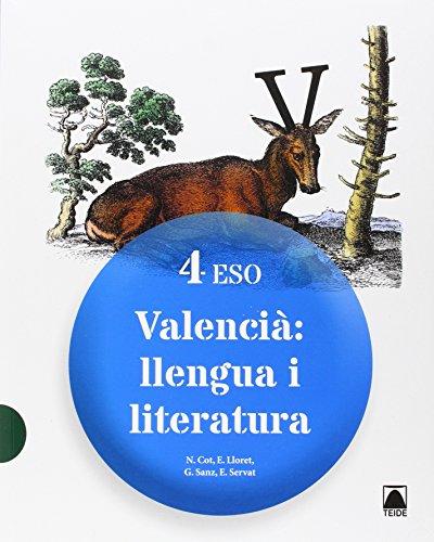 Valenci: llengua i literatura 4 ESO - ed. 2016