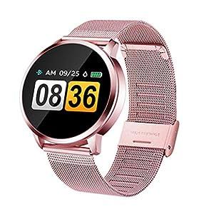 Smartwatch Compatible con Q8 V09 Reloj Inteligente Monitor de Sueño, Anti-pérdida, Podómetro, Pulsómetros Podómetro… 9