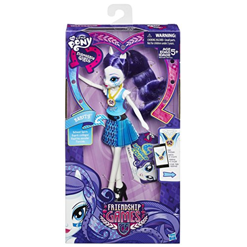 My Little Pony My Little Pony Equestria Girls Rarity Doll