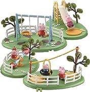 Parco giochi peppa pig-corda