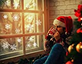 Yuson Girl 104 Stk Schneeflocken Fensterbild ...Vergleich