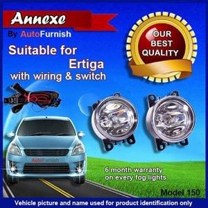 Autofurnish Fog Light Lamp With Wiring For Maruti Suzuki Ertiga (Set Of 2)  available at amazon for Rs.1140