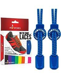 Proworks Lacets Sans Laçage ? Elastique Lacets Pour Adultes e Enfants Baskets