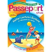 Passeport - De la moyenne à la grande section - 4/5 ans