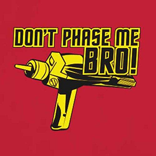 Don't phase me Bro - Damen T-Shirt Braun